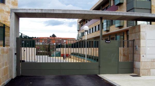 Puerta de Garaje Asturias